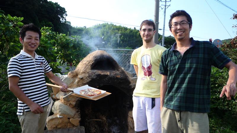 Studio Kura, 糸島, pizza, ピザ, Itoshima, horno, 石窯