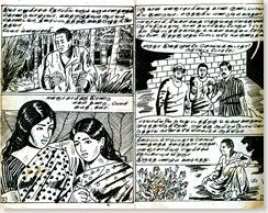 Vasu Comics MM Page 2 & 3