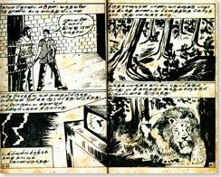 Vasu Comics MM Page 46 & 47