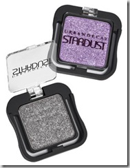 Urban Decay Stardust shadows