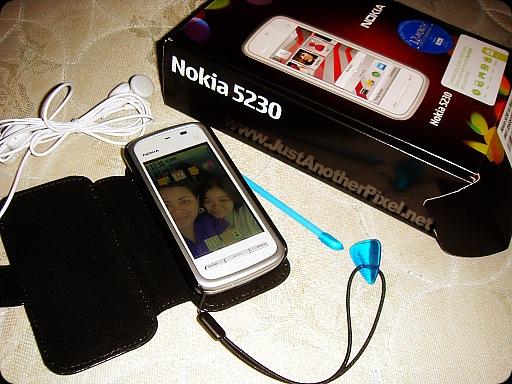 Nokia 5230 from DJ Mo Twister - JustAnotherPixel.net