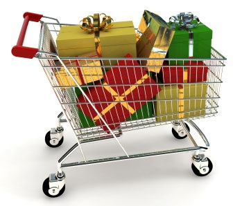Christmas shopping - JustAnotherPixel.net