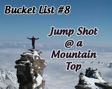 Bucket List #8 - Jump Shot at a Mountain Top - JustAnotherPixel.net