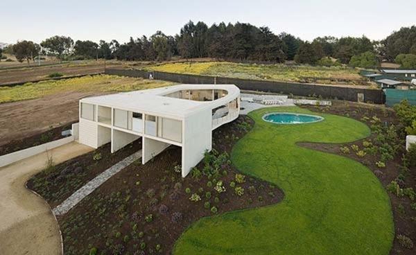 white O residence 2