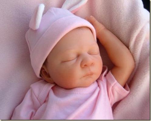 Bebê de Marcipan 4