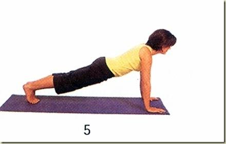 Yoga tipo 9 mudra 5