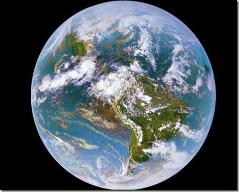 Mirtzi 03 O Planeta Terra