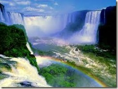 Agua Foz do Iguacu