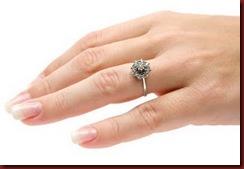 Unha do dedo minimo