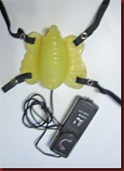 Masturbacao  borboleta vibradora feminina