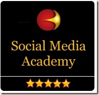 Social Media Academy five star
