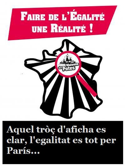 egalitat Paris