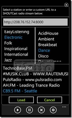 zynpo radio streamer