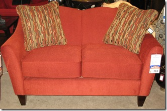 Demi Loveseat