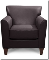 Leather Allegra Chair