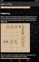 Screenshot of Hasami Shogi