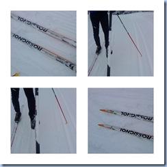 0 føre ski
