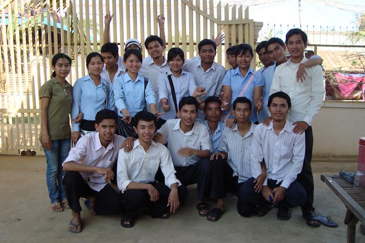 My friends in RUPP