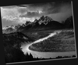 Large Format Landscape