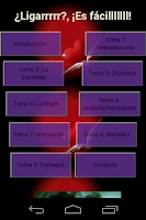 Screenshot of LIGAR ¡ES FACIL!