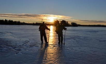 Tobbe och Tony på Högsjön