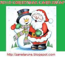 2010 Christmas Card Swap Logo