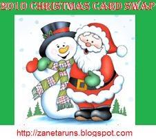 2010 Christmas Card Swap Logo