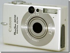 Canon camera blog