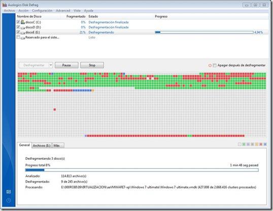 Auslogic disk defrag 3.1.1-Portableswin.blogspot