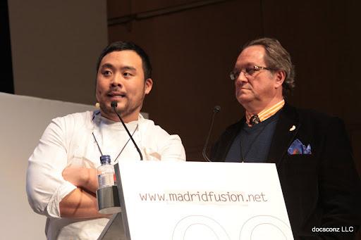 David Chang and Peter Meehan.