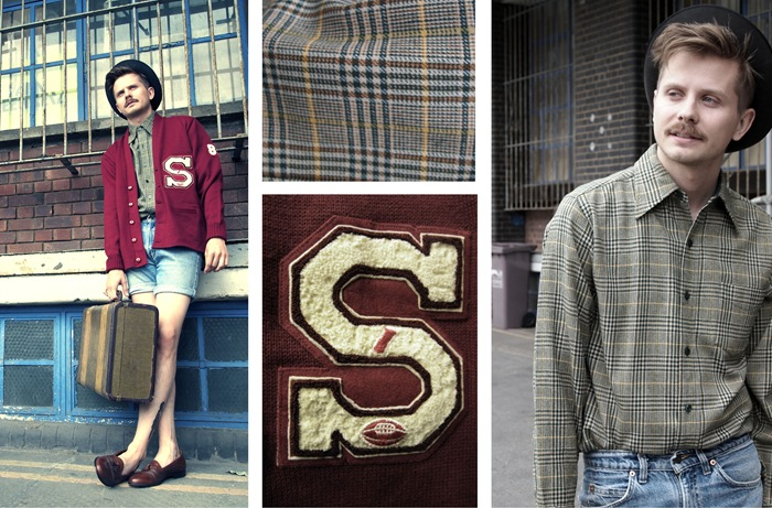 Sam Greenberg Street Style