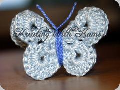 light blue crochet butterfly clip 06_01_10