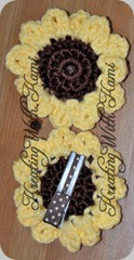 sunflower clips 05_23_10