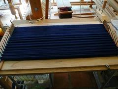Blue-Ikat