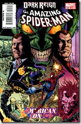 Spider-Man #595 (GreenGiant) 001
