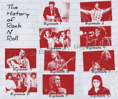 Historia del rock roll estreno 03 04 10 much music el for Espectaculo historia del rock
