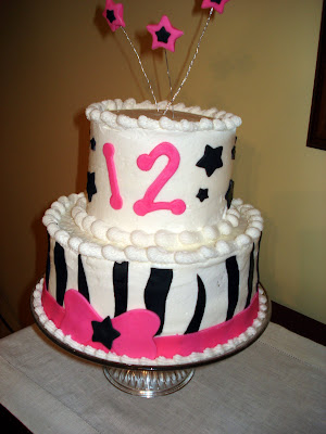 know erica and she is a very special and beautiful young lady i hope her day was special and that she enjoyed her cake i certainly had fun making it