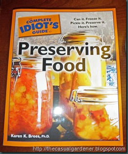 Idiot's Preserving Food Guide