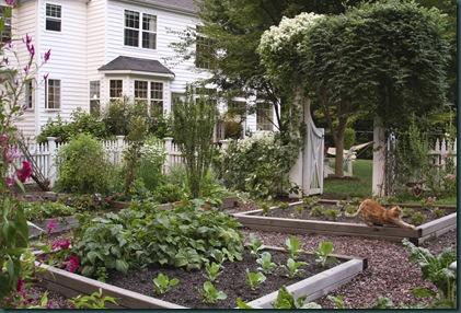 Robin Ripleys Potager Garden
