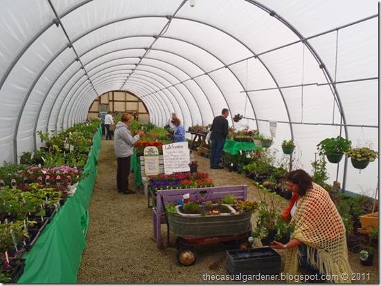 Carolees Herb Farm nursery