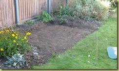 Level soil