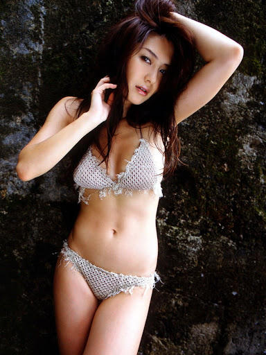 Haruna Yabuki  Bikini Sexy Photo Gallery , Hot Sexy Wallpaper
