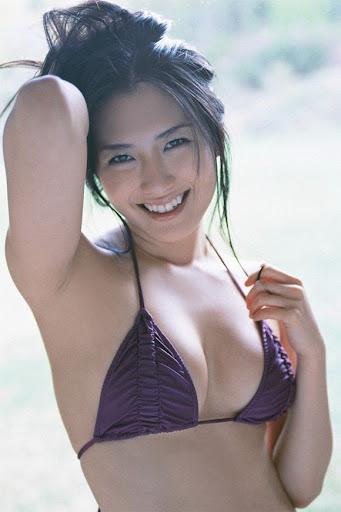 Haruna Yabuki bikini - Lingerie wallpapers
