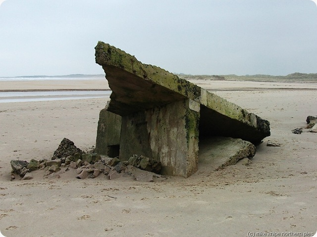 remains of ww2 bunker