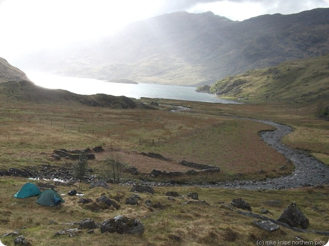 a camp near sourlies