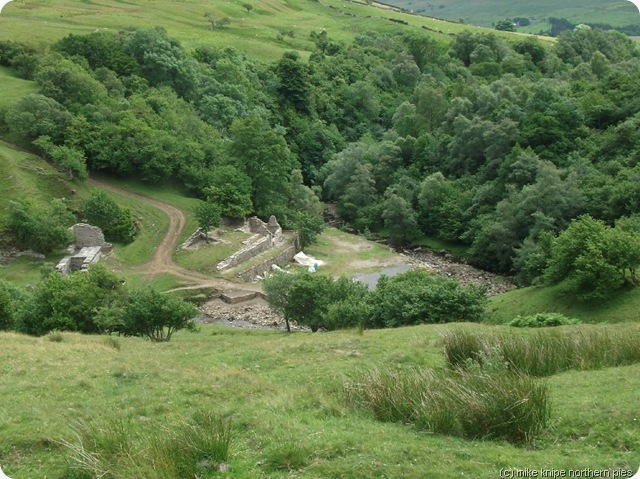 slit mine from above