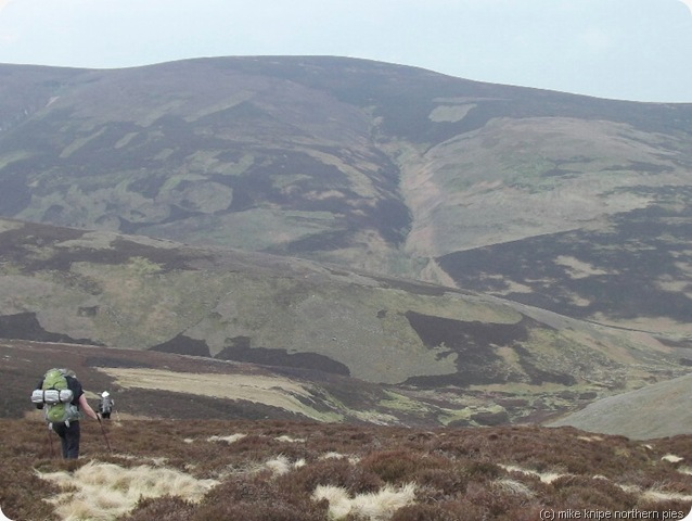 descending to glen sax