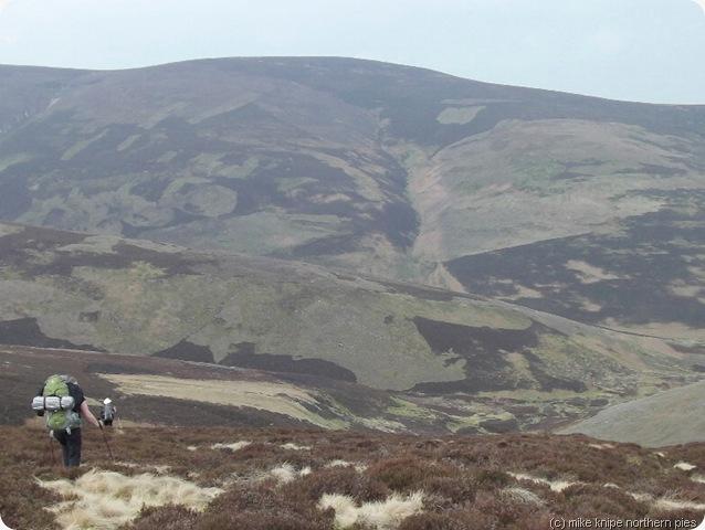descending to glen sax