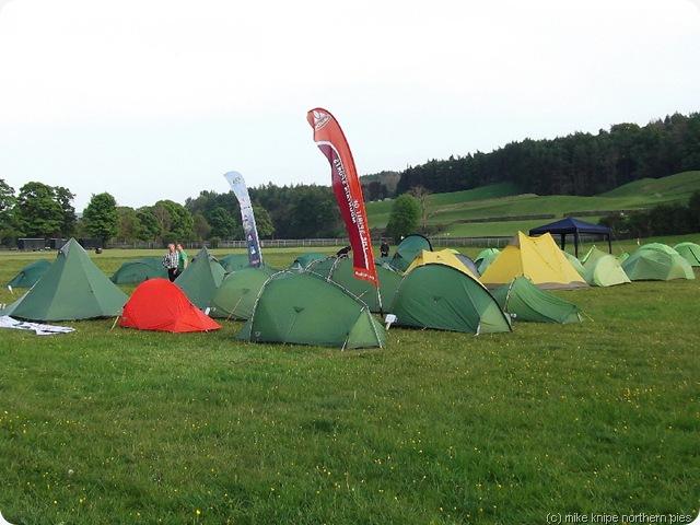 tent display