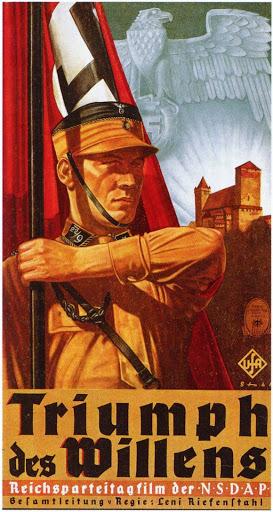 Triumph des Willens, poster